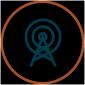 Optimise Asset Performance Icon - Telecommunications Tower