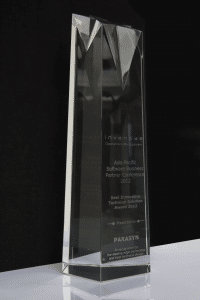Best Innovative Technical Solution 2012 - Invensys Award