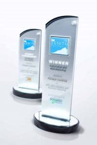 Winner - Automotive and Manufacturing - Zenith Awards 2008
