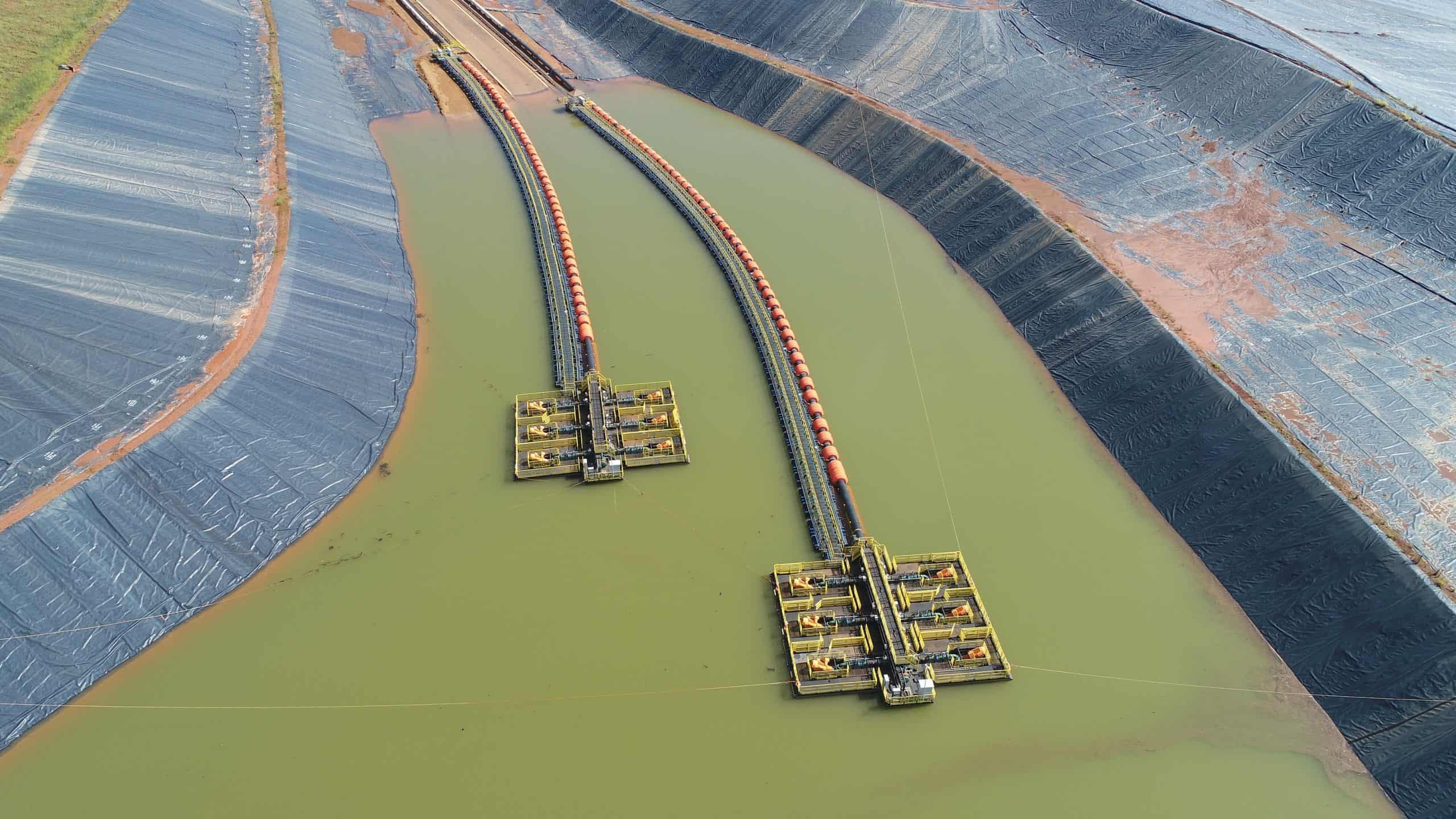 dewatering in Brazil